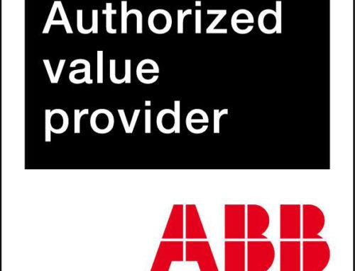 Nu har vi uppdaterat vår ABB auktorisation för åren 2016 till 2018.